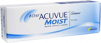 1 Day Acuvue Moist (30 Pack)