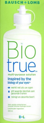 Biotrue + Etui (300ml)