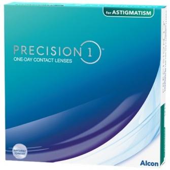 Precision 1 for astigmatisme 90 pack