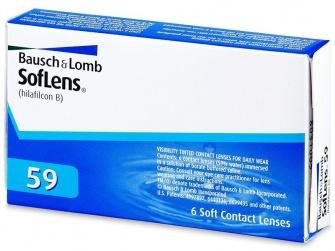 SofLens 59 - Comfort (6 Pack)