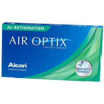 Air Optix for Astigmatisme (6 Pack)