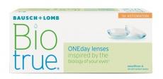Biotrue 1 day for astigmatism 30 pack